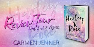 Recensione: Harley e Rose di Carmen Jenner