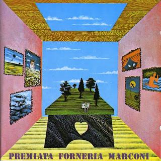 MEMORIE VINILE Premiata Forneria Marconi