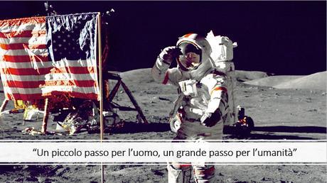 Sbarco sulla Luna: impresa che ispira o complotto segreto?