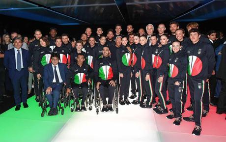La divisa Team Italia di Armani per Tokyo 2020