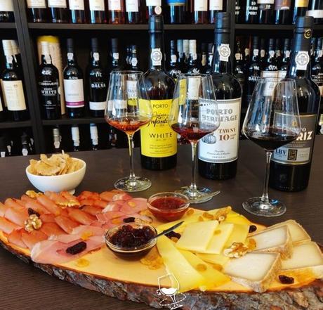 lisbona vino di porto