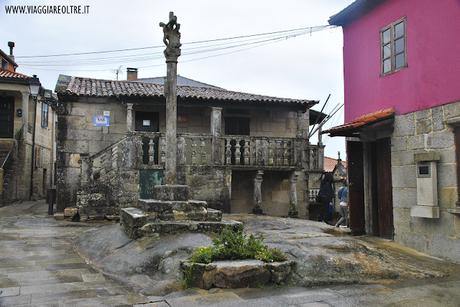 Paesini della Galizia: Combarro, il borgo dei cruceiros e delle streghe