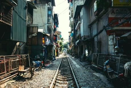 ferrovia hanoi