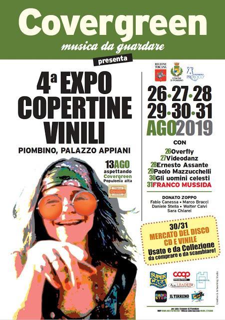 Chi va con lo Zoppo... non perde Covergreen 2019: Woodstock Edition dal 26 al 31 agosto!