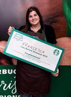 Francesca Pedretti: Si aggiudica lo Starbucks Barista Champion
