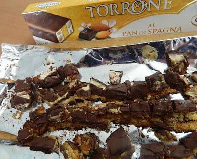 SEMIFREDDO AL TORRONE E MASCARPONE
