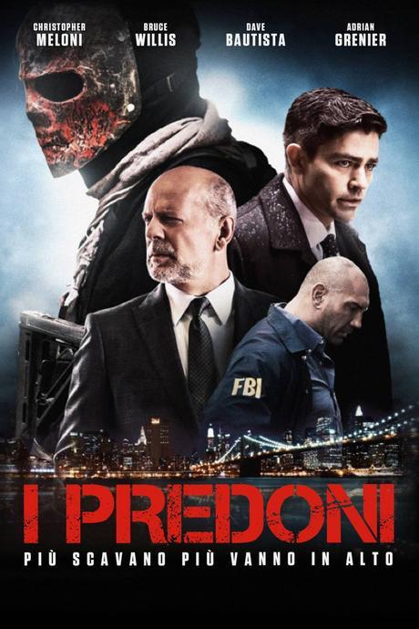 I Predoni (Marauders) I predoni (Marauders) è un solido action thriller che possiede una profonda solidità d'insieme.