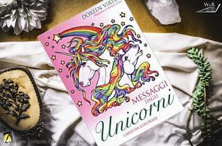 Messaggi dagli unicorni. Libro da colorare di Doreen Virtue
