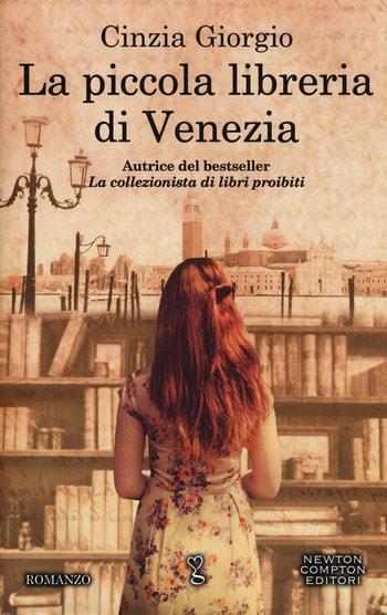 Recensione di La piccola libreria di Venezia di Cinzia Giorgio