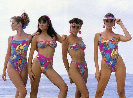 THE EVOLUTION OF THE SWIMSUIT