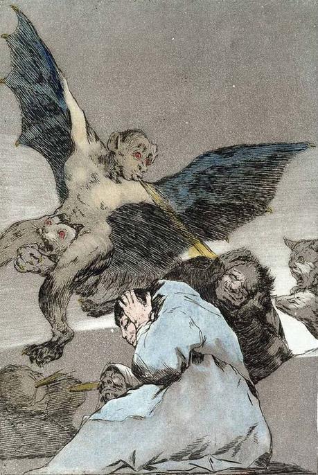 Goya, Soplones