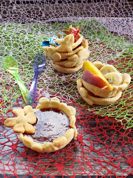 Coppette e cialdine per gelato fatte in casa (ricetta vegana)