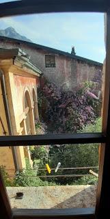 Villa di Gargnano: finestre sull'acqua