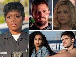 SPOILER su The Rookie, Arrow, All American, The 100 e Younger