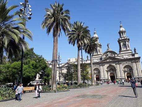 Santiago del Cile fai da te: consigli di viaggio