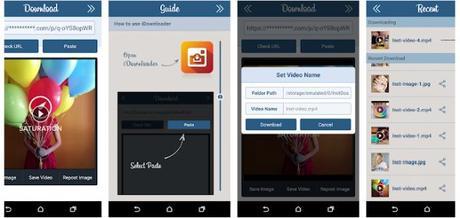 Inst Downloader for Instagram | app per scaricare foto e video da instagram