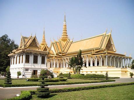 Palazzo Reale Phnom Penh