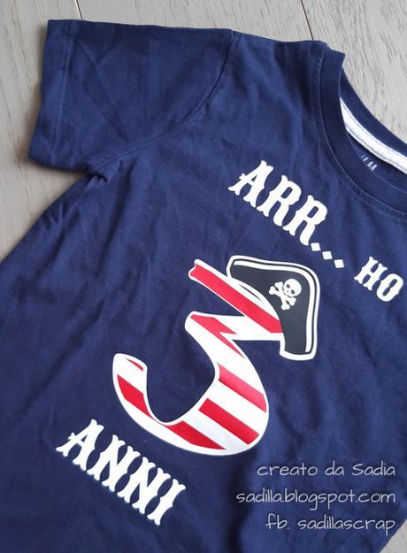 T-shirt che passione!!!