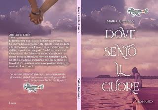 Cover Reveal : Dove sento il cuore di Mattia Cattaneo.