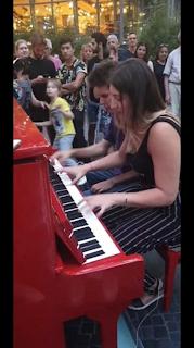 Un pianoforte, Cettina e il cielo di Berlino