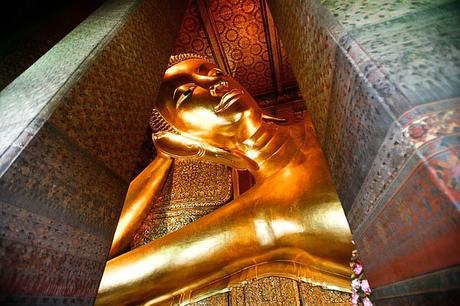 Il Budda Sdraiato