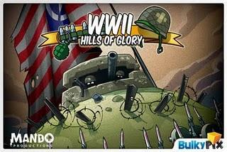 -GAME-Hills of Glory: WWII.