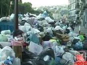 Napoli Rifiuti, bambini usati proteste (23.06.11)