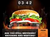 guardi l'hamburger, vinci. Whopperlust