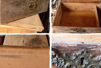 Vecchia valigia paperblog for Vieni da me di chi era la casa misteriosa