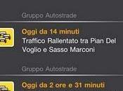Sempre informato sulle condizioni traffico l'app Infoblu Traffic 2.1.