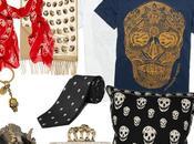 [Fashion Style] Accessori Alexander McQueen tema Teschio