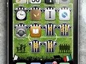 Sfondi della Juventus iPhone ,iPad iPod Touch.