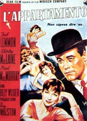 The Apartment di Billy Wilder (o il ramo della felicità)