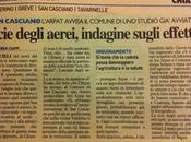 Manifestazione contro scie chimiche Firenze giugno