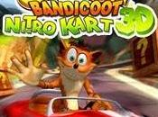 -GAME-Crash Bandicoot Nitro Kart