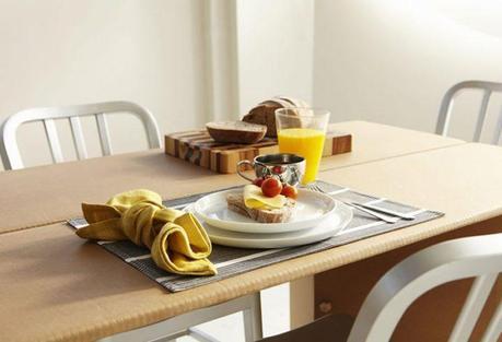 Arreda casa e ufficio con i mobili di cartone paperblog for Ditte di mobili