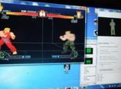 Street Fighter giocato Kinect