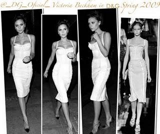 Victoria Beckham vs Gwyneth Paltrow in Dolce & Gabbana