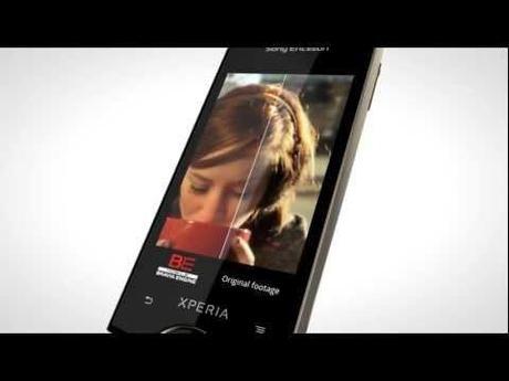 0 Sony Ericsson Xperia Ray: caratteristiche tecniche, video e comunicato stampa