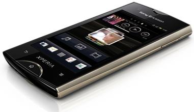 Xperia Ray Sony Ericsson Xperia Ray: caratteristiche tecniche, video e comunicato stampa