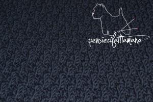 Lezioni di maglia: il punto Matelassé