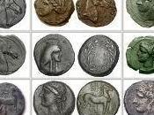 Archeologia. monete della Tanit