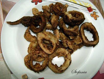 Calamari fritti ma leggeri una ricetta dal passato for Fritti romani
