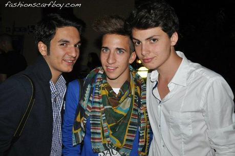 Italian Fashion Bloggers - The Cocktail party at Just Cavalli Hollywood