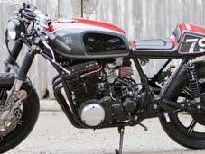 Sprit Yamaha 850cc Triple Cafè Racer