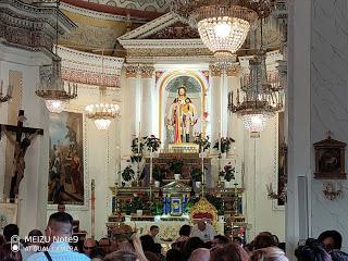 Butera :  San Rocco Patrono