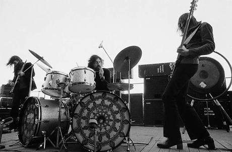 Pink Floyd: accadeva nell'agosto del 1971