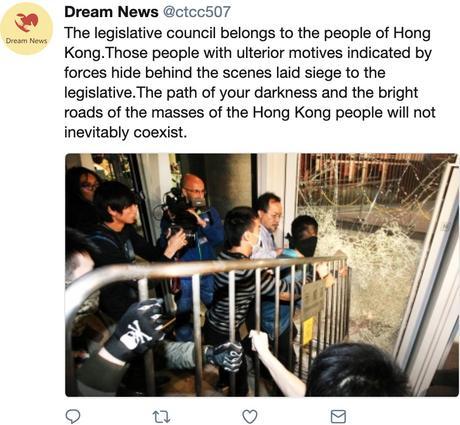 Twitter e la disinformazione sui fatti di Hong Kong, sospesi 936 account cinesi