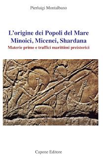 Archeologia. Nuovo libro sui Popoli del Mare. Un lavoro di Pierluigi Montalbano