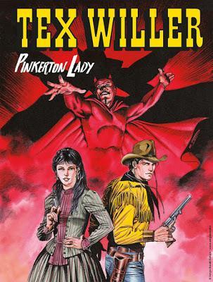 Tex Willer #10